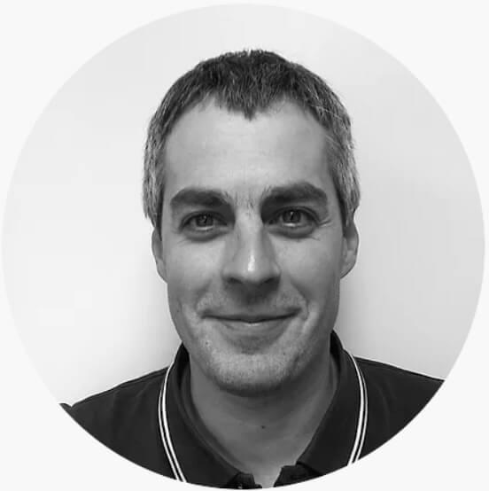 Pierrick Souzeau co-gérant IGO Imprimerie