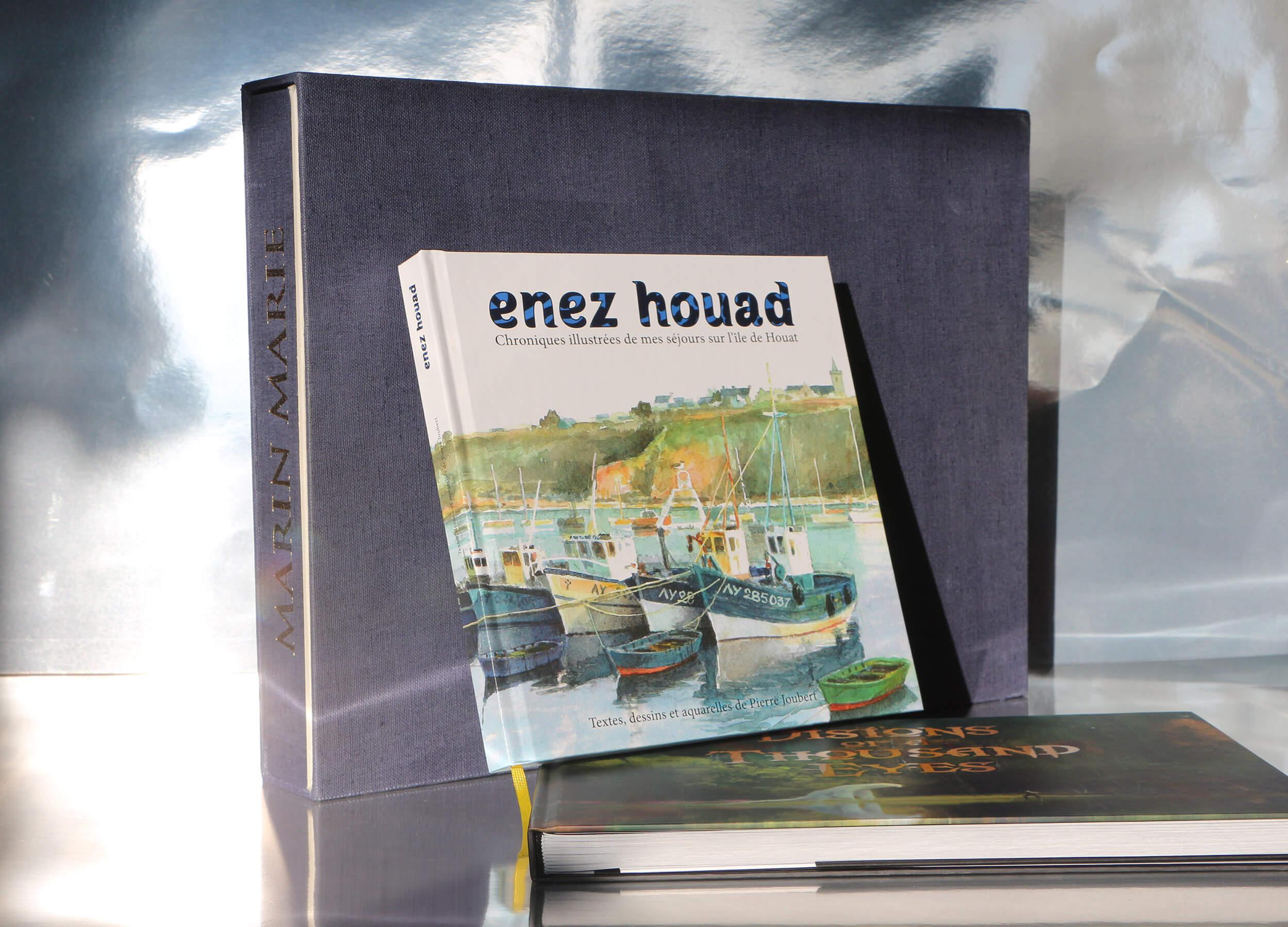 Impression livre édition en Vendée