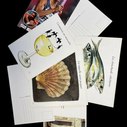 Impression cartes postales en Vendée