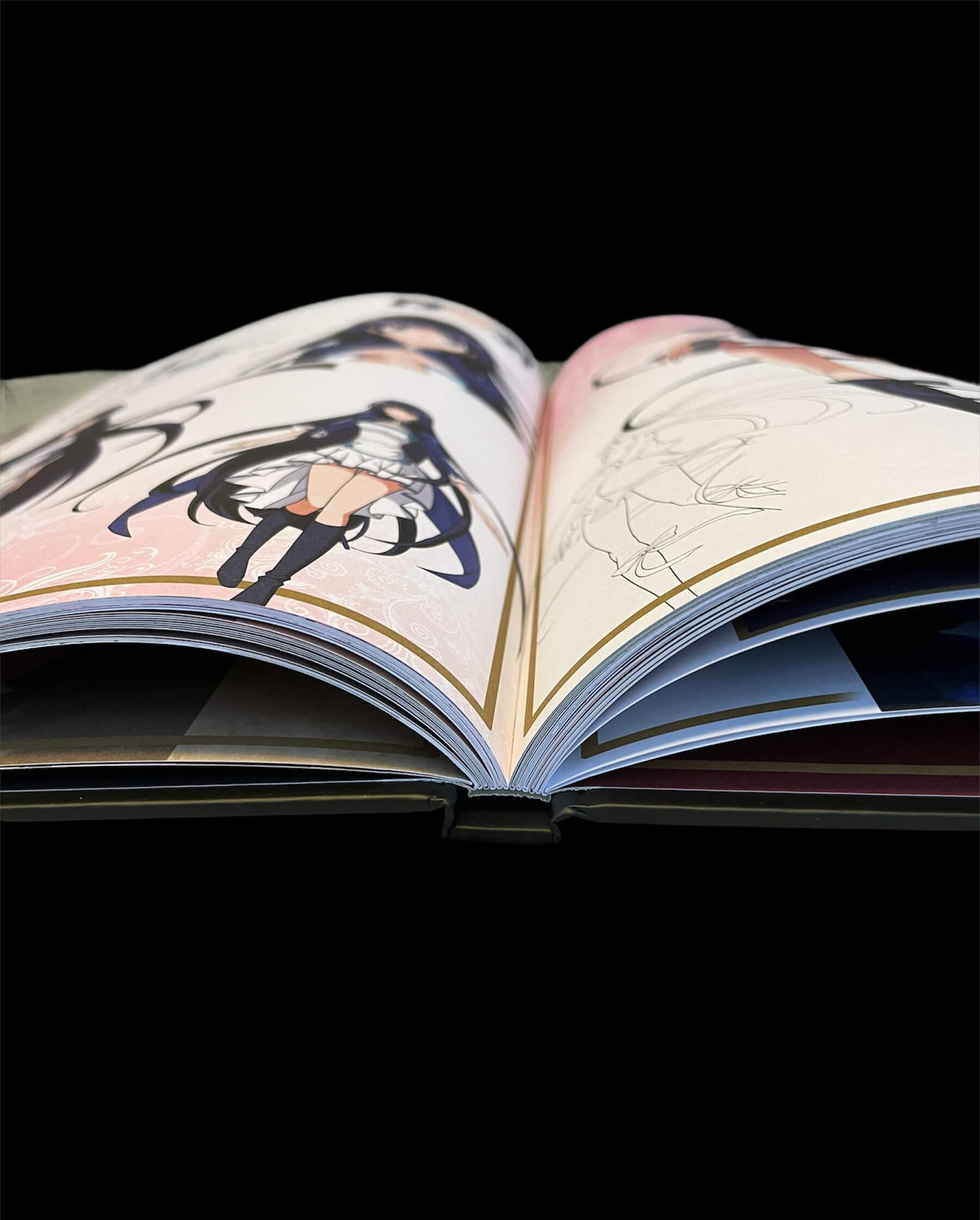 Impression Livre édition de prestige avec coffret