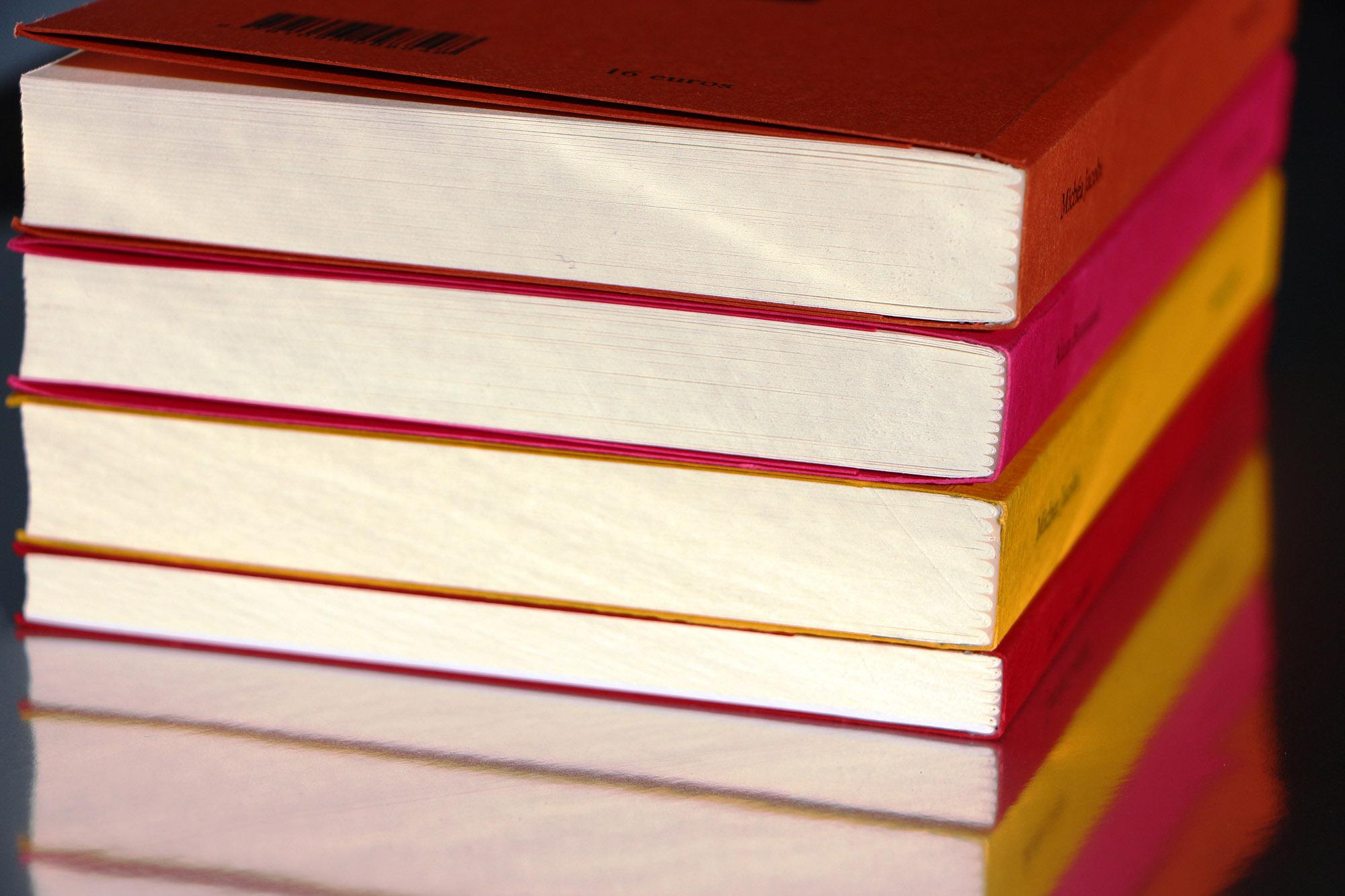 Impression livres d'édition en Vendée