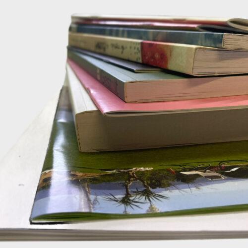 Impression catalogues et livres en Vendée